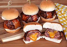 Bacon Explosion Slider Bomb Recipe | D'Artagnan