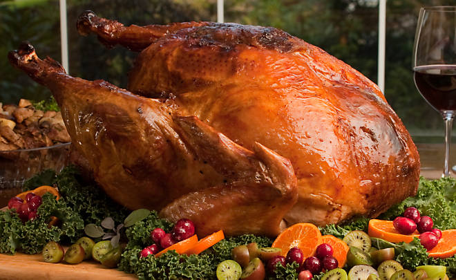 Poached and Roasted Turkey, Bresse Style Recipe | D'Artagnan