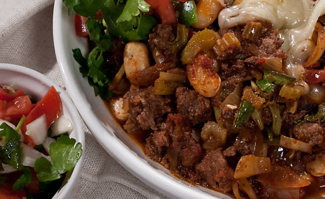 Hearty Buffalo Chili Recipe | D'Artagnan