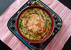 Easy Chestnut Hummus Recipe - D'Artagnan
