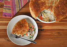 Chicken Confit Pot Pie Recipe | D'Artagnan