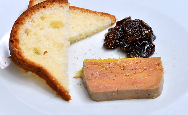 Classic Terrine of Foie Gras Recipe | D'Artagnan