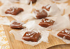 Recipe - Duck Fat Caramels with Sea Salt - D'Artagnan