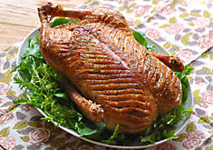 Easy Roast Whole Duck Recipe | D'Artagnan