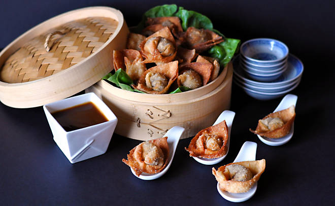 Best Crispy Duck Wontons Recipe | D'Artagnan