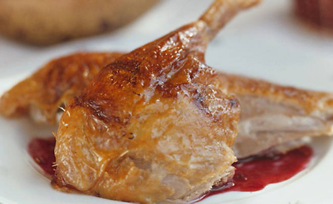 How to: Carve a Roasted Duck - How-To's & Tip – Dartagnan.com