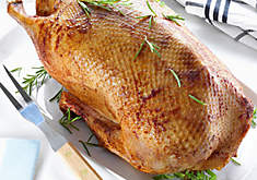 Roasting a Holiday Goose 1- Holidays & Entertaining – Dartagnan.com