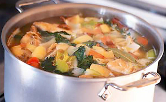 How to make Turkey Stock - Holidays & Entertaining – Dartagnan.com