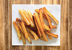 How to: Duck Fat Fries - How-To's & Tip – Dartagnan.com