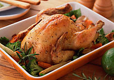 The Holiday Capon 1 - Holidays & Entertaining – Dartagnan.com