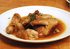 Spice-Roasted Squab with Porcini & Foie Gras Recipe | D'Artagnan